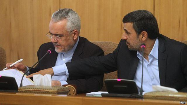 احمدی نژاد - رحیمی - امیر شکیب - Amir Shakib